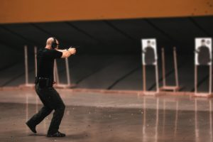 practice shooting
