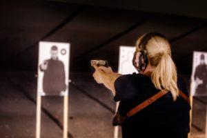 firearms training for women