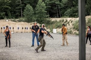Activities for national shooting sports month