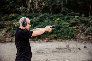 pistol shooting success