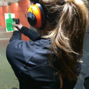 Women at Range