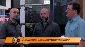 Adam Painchaud and Kevin Brittingham